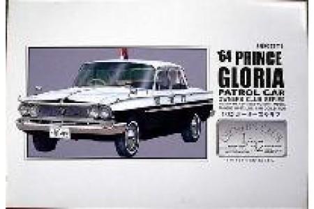 1/32 (1/35) DATSUN GLORIA PATROL CAR 1964