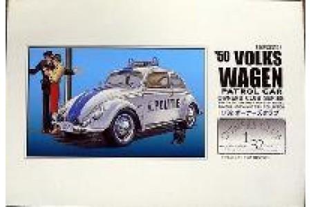 1/32 (1/35) VOLKSWAGEN PATROL 1950