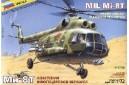 1/72 Mil Mi-8T Soviet Helicopter