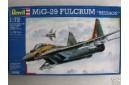 1/72 MiG-29 Fulcrum Reunion