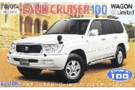 1/24 Toyota Land Cruiser 100VX