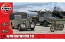 1/72 WWII RAF Vehicle set