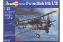 1/72 Fairey Swordfish Mk I/III