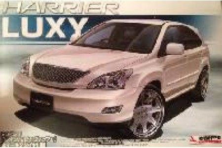 1/24 Toyota Harrier 350G Luxury