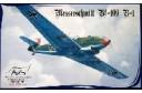 1/72 Mersserchmitt Bf-109B-1