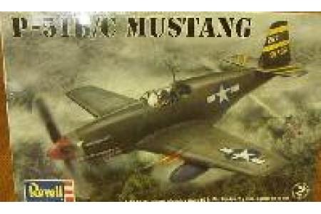 1/48 P-51B/C Mustang