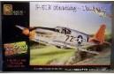 1/48 P-51B Mustang Tuskegee (Snap)