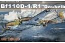 1/32 Messerschmitt Bf-110 D-1/R-1