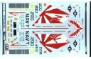 1/48 Decal F-14A VF-111 Sundowner