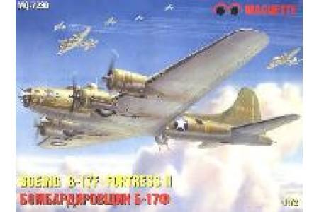 1/72 B-17F Flying fortress