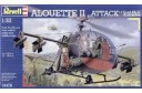 1/32 Alouette II attack helicopter