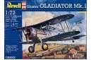 1/72 Gloster Gladiator Mk. I