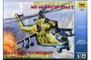 1/72 Mil Mi-24V/PV Hind E