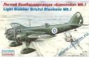 1/72 Light bomber Bristol Blenheim MK I