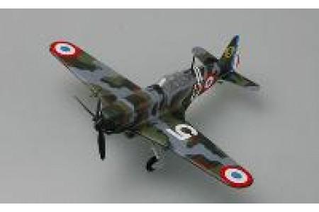 1/72 French MS-406 (prebuilt)