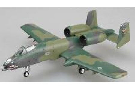 1/72 USAF A-10 Thunderbolt II (prebuilt)