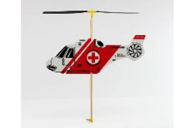 Search and rescue helicopter (flying toy)