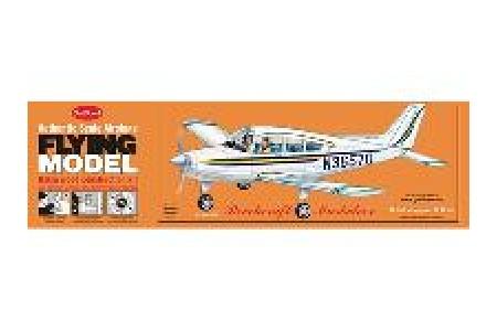 1/16 Beechcraft Musketeer (flying model kit)