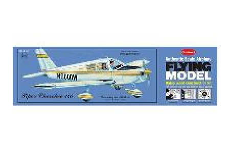 1/16 Piper Cherokee 140 (flying model kit)