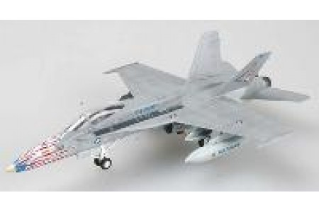 1/72 F/A-18C Blue Diamond (prebuilt)