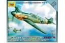 1/144 Messerchsmitt Bf-109F2