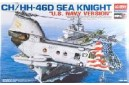 1/48 CH/HH-46D Sea Knight US Navy