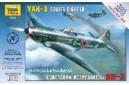 1/72 Yak-3 Soviet fighter