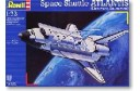 1/72 Space Shuttle Atlantis