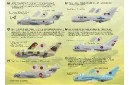 1/48 International MiG-17 Fresco decals