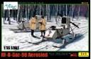 1/35 RF-8-Gaz-98 AEROSLED w/ crew (2 kits)