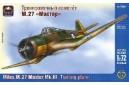 1/72 Miles M-27 Master MK III