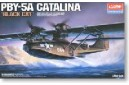 1/72 PBY-5A Catalina black cat