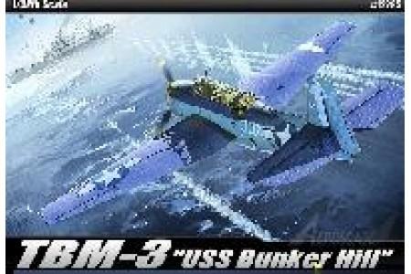 1/48 TBM-3 USS Bunker Hill