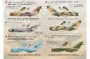1/72 MiG-17 International decal
