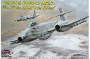 1/72 Gloster Meteor MK 8 over Korea