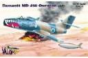 1/72 Dassault MD-450 Ouragan