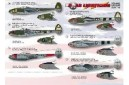 1/48 P-38 Lightning decal