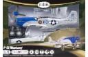 1/48 P-51 Mustang w/ pilot (PREPAINTED)