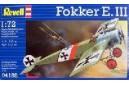 1/72 Fokker E. III