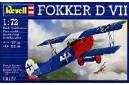 1/72 Fokker D. VII