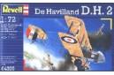 1/72 Dehavilland DH-2