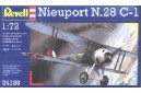 1/72 Nieuport N. 28 C-1