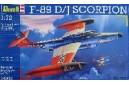1/72 F-89D/J Scorpion