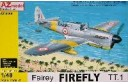 1/48 Fairey Firefly TT. 1 w/ interior set