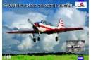 1/48 Yakolev Yak-52 modern trainer plane