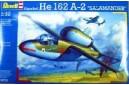1/32 Heinkel He-162A Salamander