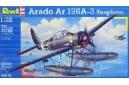 1/32 Arado Ar-196A-3 Seaplane