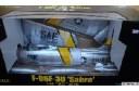 1/18 F-86F-30 Sabre Jabara pilot (prebuilt)