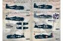 1/72 F-6F Hellcat decal