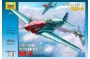 1/48 Yak -3 Soviet fighter w/ interior